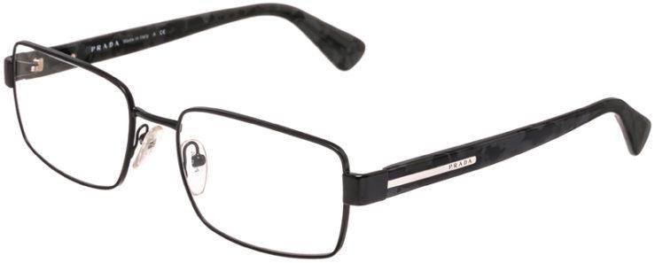 PRADA-PRESCRIPTION-GLASSES-MODEL-VPR60Q-1BO-101-45