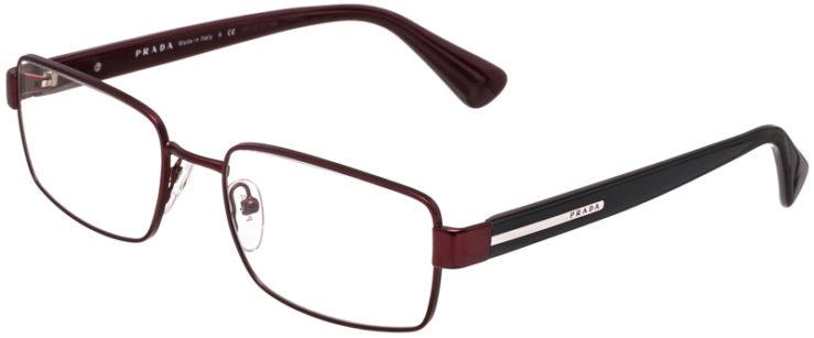 PRADA-PRESCRIPTION-GLASSES-MODEL-VPR60Q-ROP-101-45