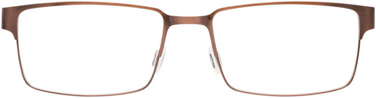 PRESCRIPTION-GLASSES-MODEL-ART-312-BROWN-FRONT