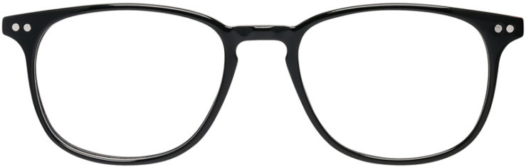 PRESCRIPTION-GLASSES-MODEL-ART-313-BLACK-FRONT