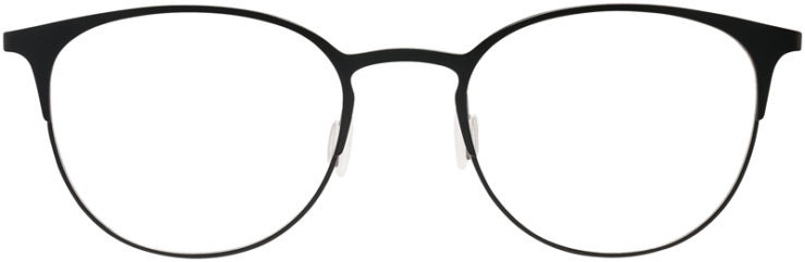 PRESCRIPTION-GLASSES-MODEL-DC-143-BLACK-FRONT