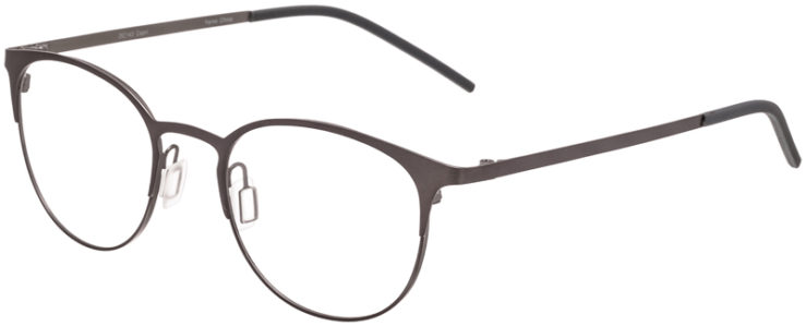 PRESCRIPTION-GLASSES-MODEL-DC-143-GUNMETAL-45