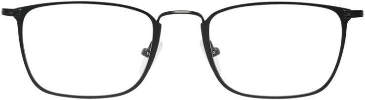 PRESCRIPTION-GLASSES-MODEL-FX-108-BLACK-FRONT