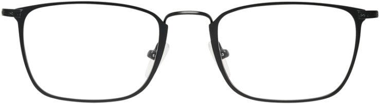 PRESCRIPTION-GLASSES-MODEL-FX-108-BLACK-FRONT