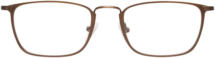 PRESCRIPTION-GLASSES-MODEL-FX-108-BROWN-FRONT
