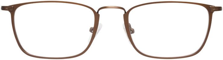 PRESCRIPTION-GLASSES-MODEL-FX-108-BROWN-FRONT