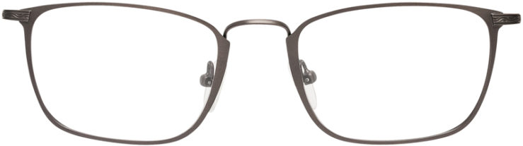 PRESCRIPTION-GLASSES-MODEL-FX-108-GUNMETAL-FRONT