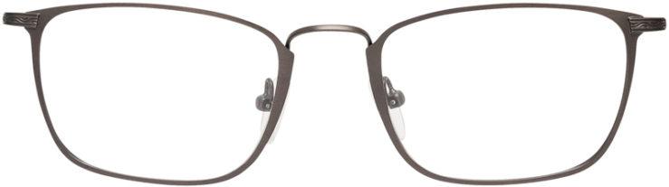 PRESCRIPTION-GLASSES-MODEL-FX-108-GUNMETAL-FRONT