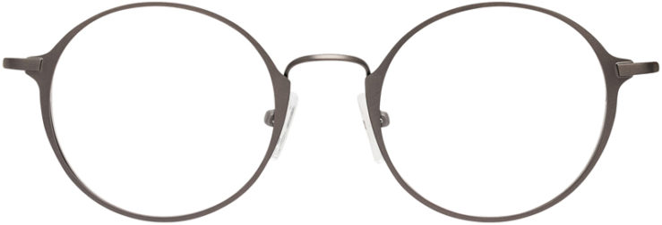 PRESCRIPTION-GLASSES-MODEL-FX-109-GUNMETAL-FRONT