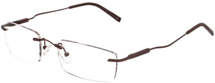 PRESCRIPTION-GLASSES-MODEL-MX929-MATTE-BROWN-45