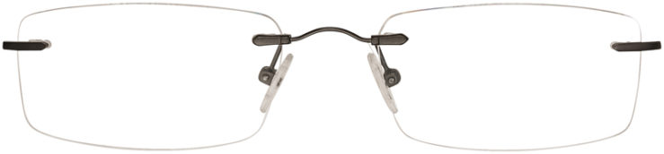 PRESCRIPTION-GLASSES-MODEL-MX929-MATTE-GUNMETAL-FRONT