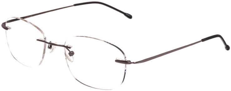 PRESCRIPTION-GLASSES-MODEL-U729-GUNMETAL-45