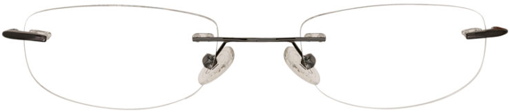 PRESCRIPTION-GLASSES-MODEL-U733-GREY-FRONT