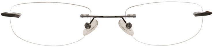 PRESCRIPTION-GLASSES-MODEL-U733-GREY-FRONT