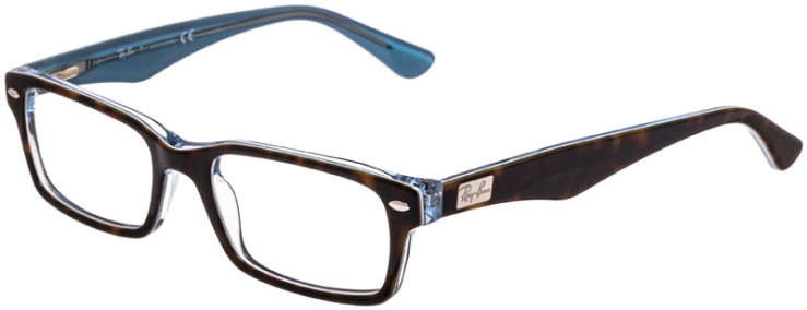 RAY-BAN-PRESCRIPTION-GLASSES-MODEL-RB5206-5023-45