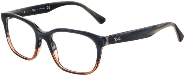 RAY-BAN-PRESCRIPTION-GLASSES-MODEL-RB5340-5543-45