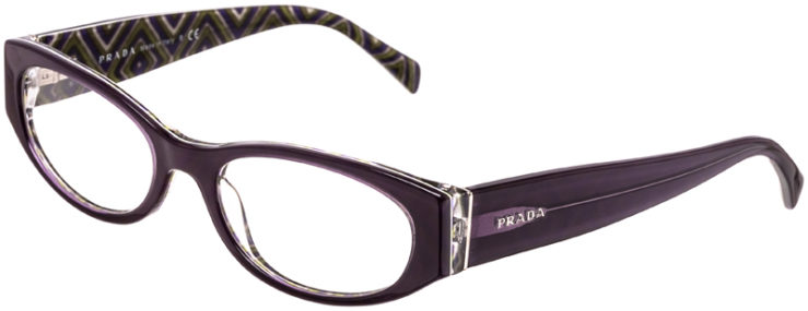 PRADA-PRESCRIPTION-GLASSES-MODEL-VPR-03P-MAT-101-45