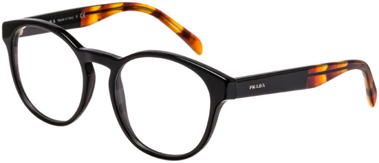 PRADA-PRESCRIPTION-GLASSES-MODEL-VPR-16T-1AB-101-45
