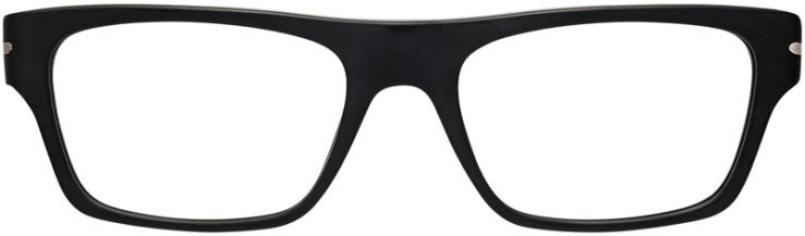 PRADA-PRESCRIPTION-GLASSES-MODEL-VPR-18R-1BO-101-FRONT