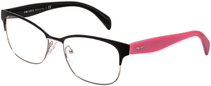 PRADA-PRESCRIPTION-GLASSES-MODEL-VPR-65R-1BO-101-45