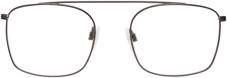 PRESCRIPTION-GLASSES-MODEL-ART-307-GUNMETAL-FRONT