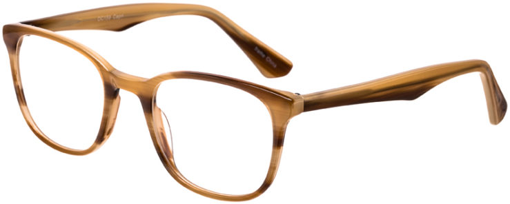 PRESCRIPTION-GLASSES-MODEL-DC-159-BROWN-DEMI-45
