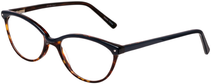 PRESCRIPTION-GLASSES-MODEL-DC-166-BLUE-DEMI-45