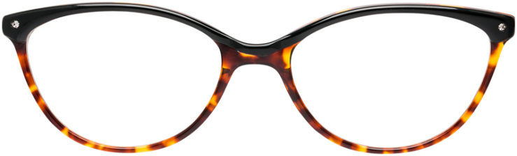 PRESCRIPTION-GLASSES-MODEL-DC-166-TORTOISE-FRONT