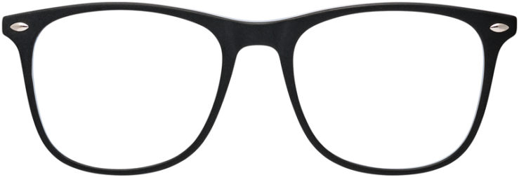 PRESCRIPTION-GLASSES-MODEL-DC-322-BLACK-FRONT