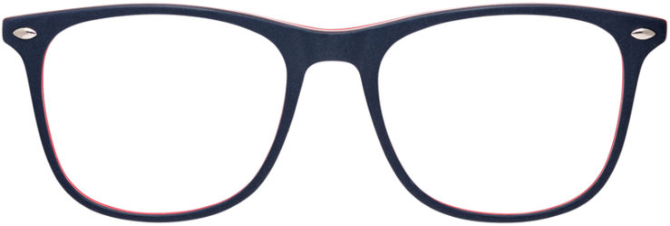 PRESCRIPTION-GLASSES-MODEL-DC-322-NAVY-FRONT