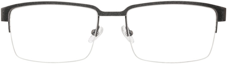 PRESCRIPTION-GLASSES-MODEL-GR-809-ANTIQUE-GUNMETAL-FRONT