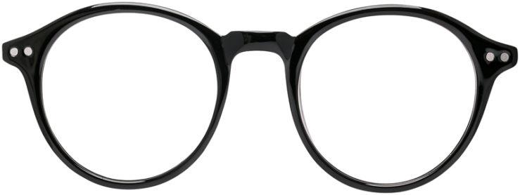 PRESCRIPTION-GLASSES-MODEL-HASHTAG-BLACK-FRONT