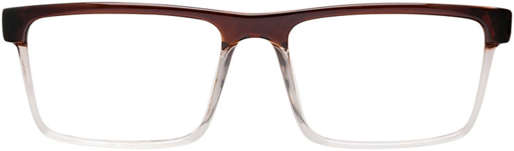 PRESCRIPTION-GLASSES-MODEL-US-83-BROWN-CLEAR-FRONT