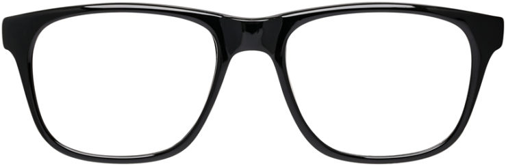 PRESCRIPTION-GLASSES-MODEL-US-85-BLACK-FRONT