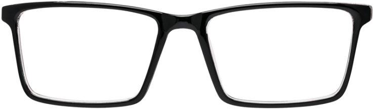 PRESCRIPTION-GLASSES-MODEL-US-86-BLACK-FRONT