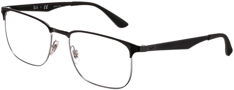 c4ee68b958 ... rayban glasses eyewear trusted 2a8a9 80311 czech ray ban prescription  glasses model rb6363 2861 45 02cc0 93296 ...