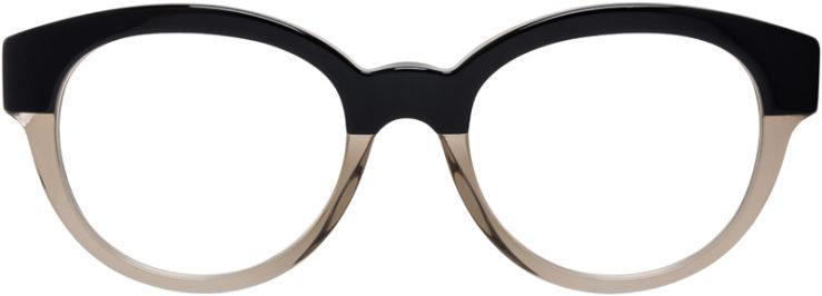 PRESCRIPTION-GLASSES-MODEL-BURBERRY-B-2209-BLACK-GREY-FRONT