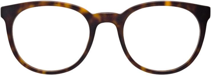 PRESCRIPTION-GLASSES-MODEL-BURBERRY-B-2250-MATTE-TORTOISE-FRONT