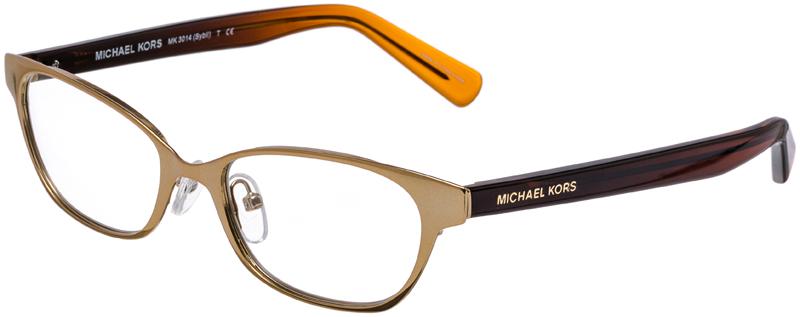 80a6c4d21ec PRESCRIPTION-GLASSES-MODEL-MICHAEL-KORS-MK-3014-SYBIL- ...