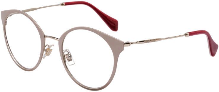 PRESCRIPTION-GLASSES-MODEL-MIU-MIU-VMU-51P-BEIGE-45