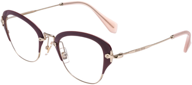 PRESCRIPTION-GLASSES-MODEL-MIU-MIU-VMU-530-BURGANDY-45