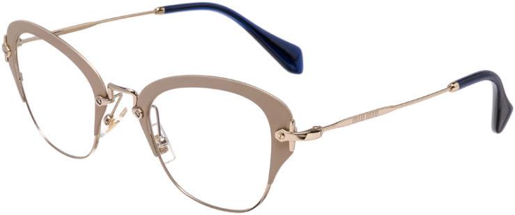 PRESCRIPTION-GLASSES-MODEL-MIU-MIU-VMU-530-MATTE-BEIGE-45