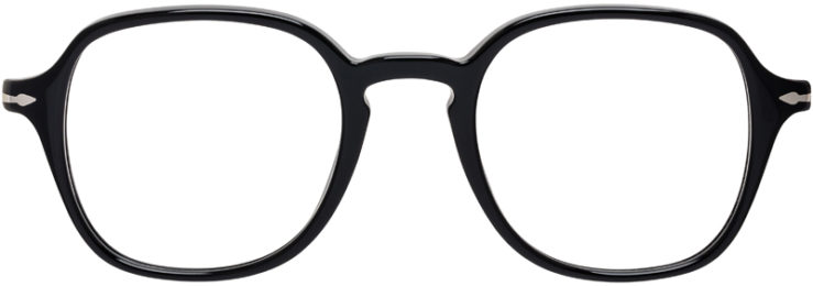PRESCRIPTION-GLASSES-MODEL-PERSOL-3142-V-BLACK–FRONT