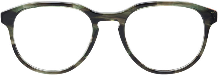 PRESCRIPTION-GLASSES-MODEL-PRADA-JOURNAL-VPR-18S-GREEN-TORTOISE-FRONT
