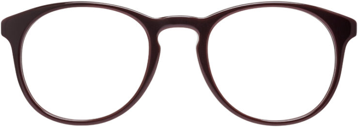 PRESCRIPTION-GLASSES-MODEL-PRADA-VPR-19S-BURGUNDY-FRONT