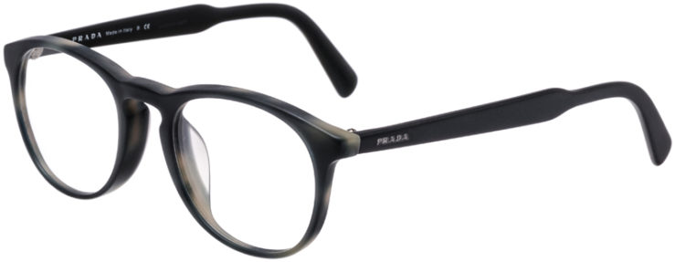 PRESCRIPTION-GLASSES-MODEL-PRADA-VPR-19S-F-MATTE-GREY-TORTOISE-45