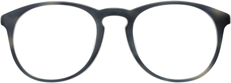 PRESCRIPTION-GLASSES-MODEL-PRADA-VPR-19S-F-MATTE-GREY-TORTOISE-FRONT