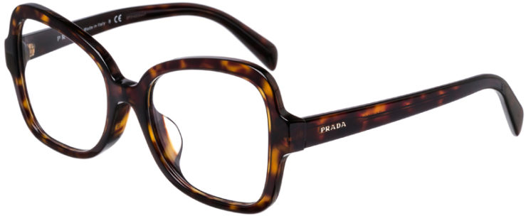PRESCRIPTION-GLASSES-MODEL-PRADA-VPR-25S-F-TORTOISE-45