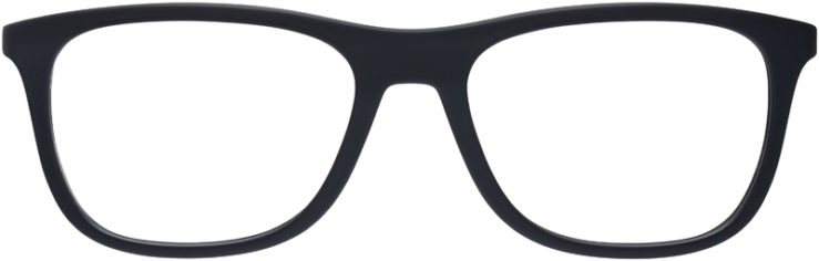 PRESCRIPTION-GLASSES-MODEL-PRADA-VPS-04F-MATTE-BLACK-FRONT