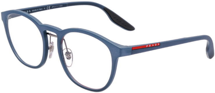 PRESCRIPTION-GLASSES-MODEL-PRADA-VPS-05H-MATTE-BLUE-45